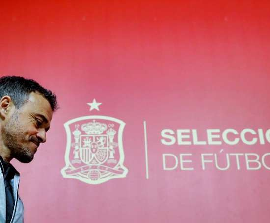The advantages and disadvantages of Luis Enrique's return. EFE