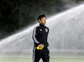 Le Japon affronte l'Uruguay. EFE