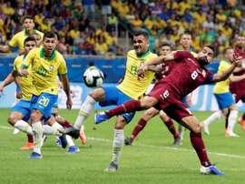 Brésil-Venezuela Copa América, 18/06/19. EFE