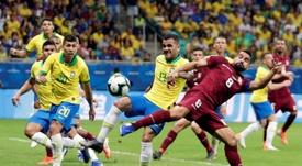 Brasil pide cautela ante Paraguay. EFE