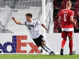 Alemania arrasa y elimina a la Serbia de Jovic. EFE