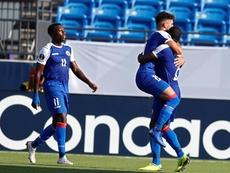 Haití ganó a Nicaragua y la eliminó de la Copa Oro. EFE