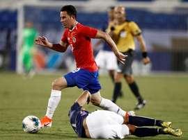 Costa Rica venció a Bermudas y ya está en cuartos de la Copa Oro. EFE