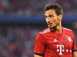 Hummels vuelve al Borussia tras un par de campañas en Múnich. EFE