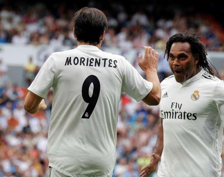 El Madrid ya sabe cuándo jugará el Corazón Classic Match. EFE