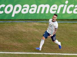 Mudança da CONMEBOL explica a situação anormal. EFE