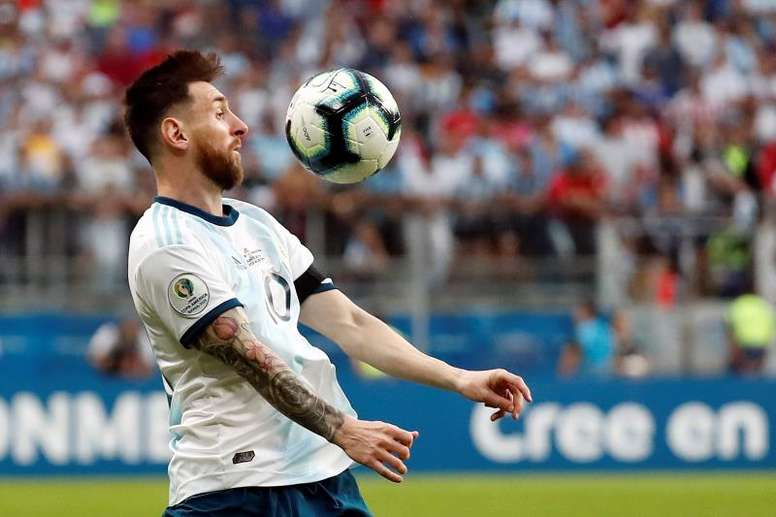 Messi revealed the great dream he has yet to fulfill. EFE
