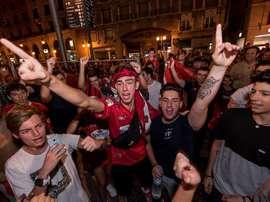 El Mallorca ofrece, entre otras cosas, un 25% de descuento. EFE