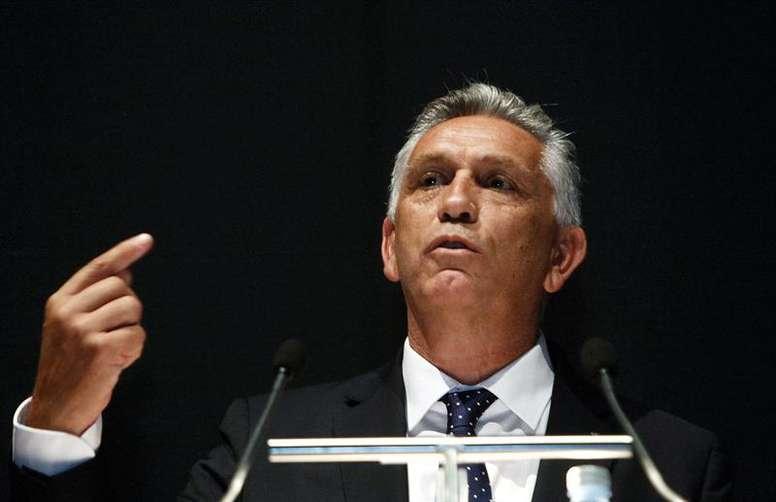 Paco Zas descartó su dimisión. EFE/Archivo