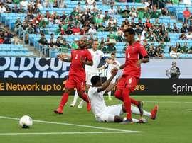 Cuba teve três derrotas, com 17 gols sofridos e nenhum marcado. EFE