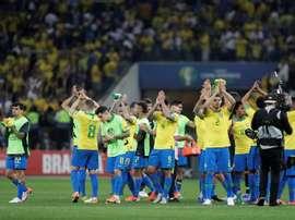 Brasil - Peru: onzes iniciais confirmados. EFE