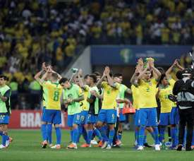 Prováveis escalações de Brasil e Paraguai. EFE