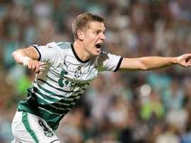 Le club mexicain de Santos Laguna enregistre quatre nouveaux cas de Covid-19. EFE