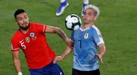 En el Al-Ahli ven difícil competir con River por Paulo Díaz. EFE