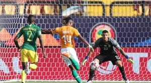 Angola sorprende a Túnez; Costa de Marfil y Mali empiezan con victoria. EFE