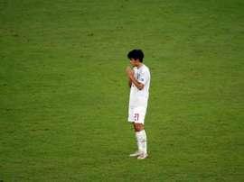 Kubo, premier joueur oriental à débarquer au Real Madrid. EFE