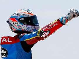 El piloto español de Moto2, Álex Márquez. EFE/Archivo