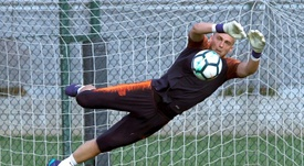 Cillessen busca convertirse en el nuevo Diego Alves. EFE