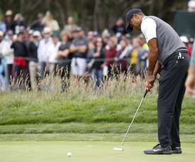El golfista estadounidense Tiger Woods. EFE/Archivo