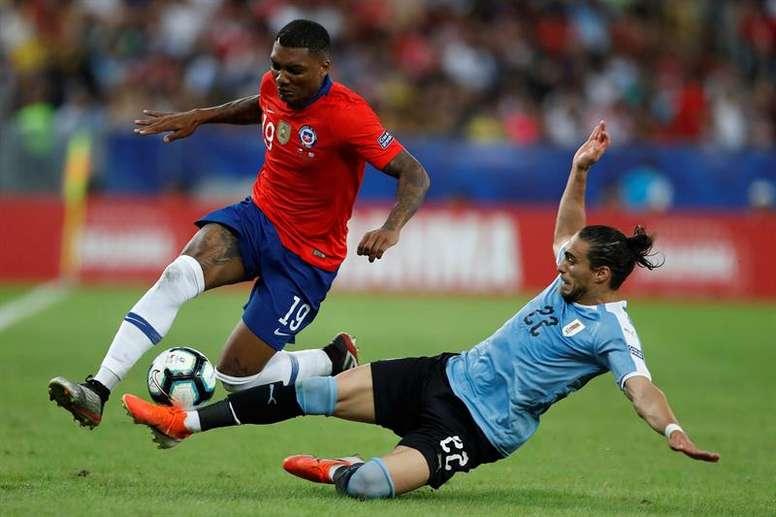 Selecciones al alza y a la baja en la Copa América. EFE