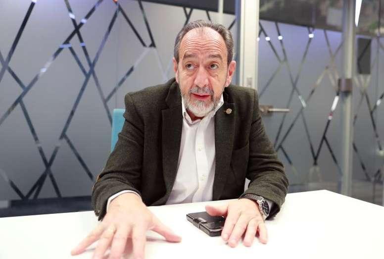 La RFFM no admite la moción de censura contra su presidente. EFE/Archivo