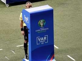 Los cuartos de final ya tienen árbitros. EFE