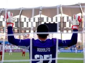 Rodolfo se aparta de Fluminense tras dar positivo en prueba antidopaje. EFE