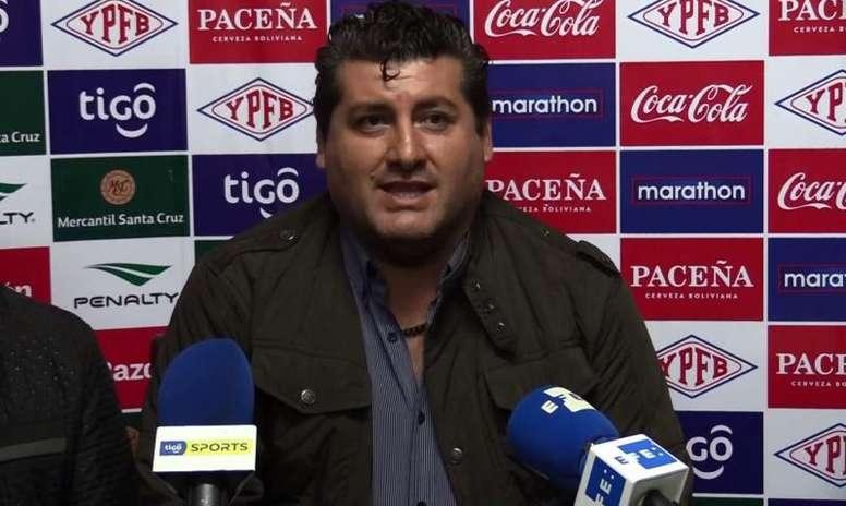 Bolivia quiere mejorar su Liga aumentando el cupo de extranjeros. EFE