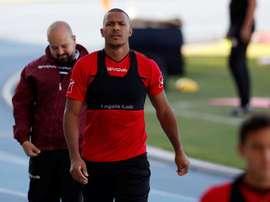 Rondon va rejoindre la Chine et Rafa Benitez. EFE