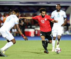 O sonho de Salah. EFE