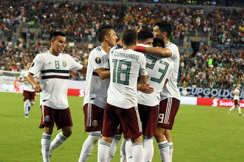 Jamaica vence a Panamá y ya está en semifinales