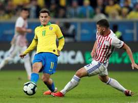 Coutinho agrees to go on loan to Bayern. EFE