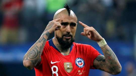 Arturo Vidal has already agreed a move with Inter. EFE