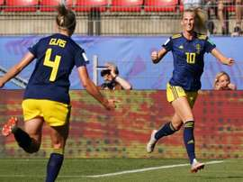 Colombia and Japan fight to host the Women's World Cup. AFP