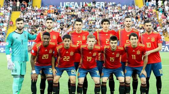 Spain are the holders. EFE
