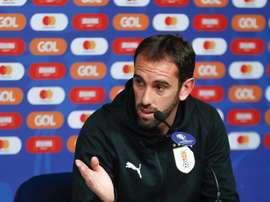 He is back at Camp Nou. EFE