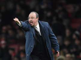 Mike Ashley claims Benitez left Newcastle because of the money. EFE/Archivo