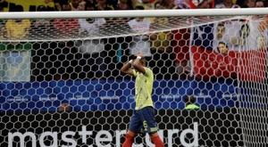 William Tesillo ha recibido amenazas de muerte tras fallar su penalti ante Chile. EFE