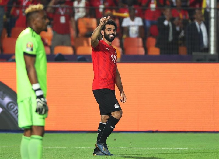Salah to not play against Angola. EFE
