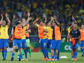 Il Brasile vince la Copa America.EFE/Thomas Santos