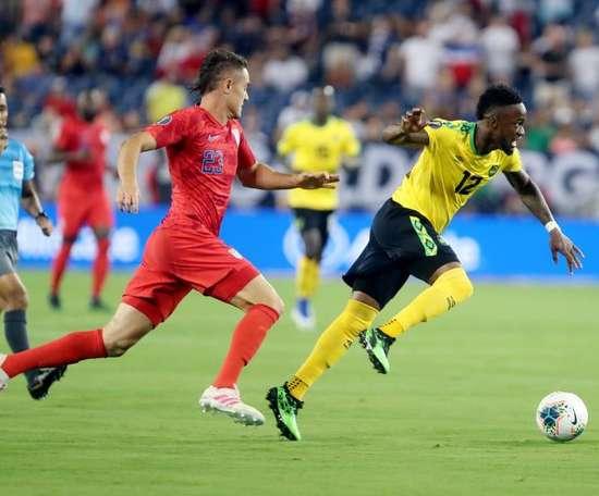 Southampton veut recruter en MLS. (Estados Unidos) EFE/ALAN POIZNER