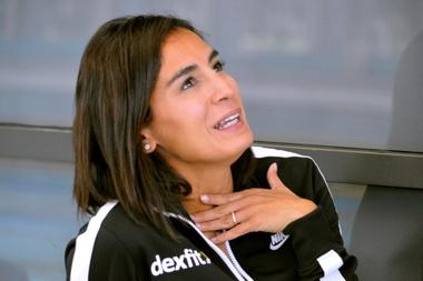 La mexicana Paola Espinoza habla durante una entrevista con Efe ayer de julio de 2019, en Ciudad de México (México). EFE/ José Luis Gutiérrez Ramírez