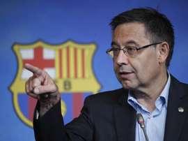 Le Barça réagit et se défend des accusations de diffamation contre ses joueurs. EFE