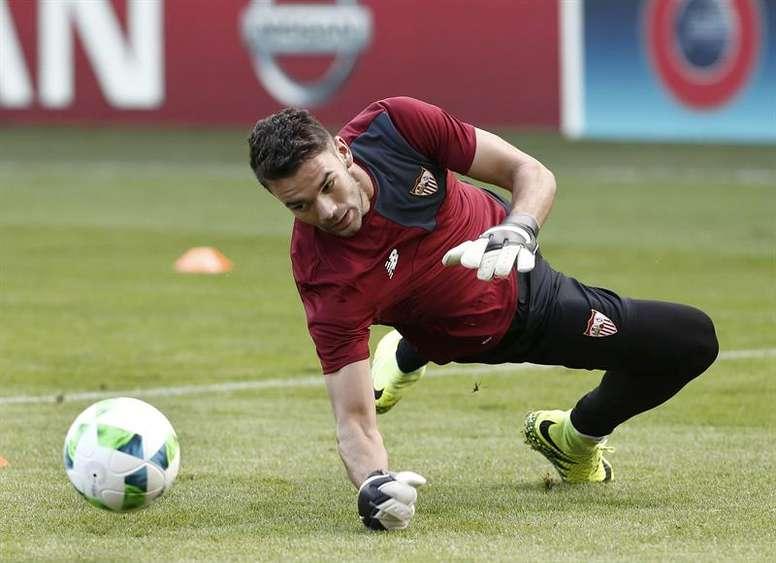 Soriano debutó con el Leganés. EFE