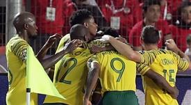 El fútbol sudafricano, a la espera de más y mejores recursos. EFE