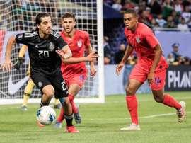 Milan veut Pizarro si le transfert de Correa échoue. EFE