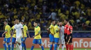 Messi contra Rodrygo? EFE/Fernando Bizerra