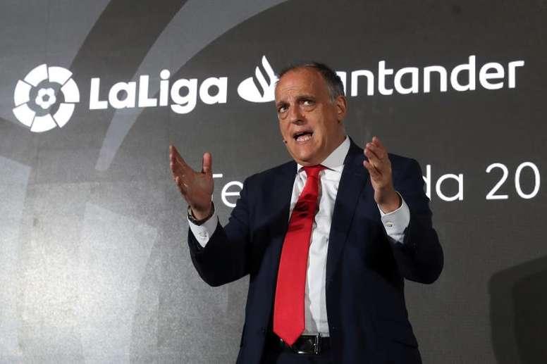 A contratação de Neymar seria boa para o PIB espanhol. EFE