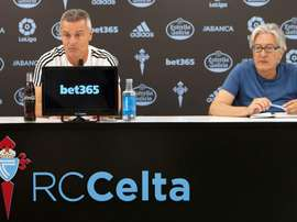 Escriba is furious that a decision on Carvajal was made at such short notice. EFE