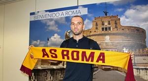 Il portiere voleva solo la Roma. EFE